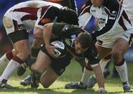 London Irish v Newcastle 07