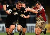 Phil Vickery and Mark Regan
