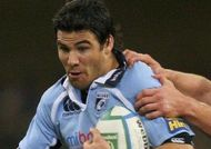 Mike Phillips Cardiff