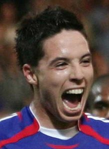 Nasri reveals Arsenal offer