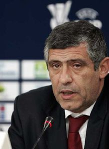 Santos takes Greece helm