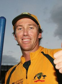 Picture of Glenn McGrath