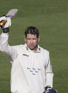 Monty bats Sussex to draw