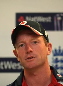 Colly hails 'near perfect' England