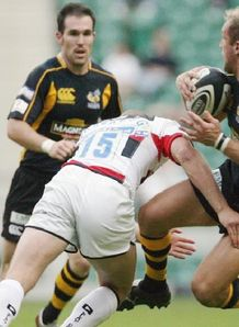 Dan Scarbrough v Wasps