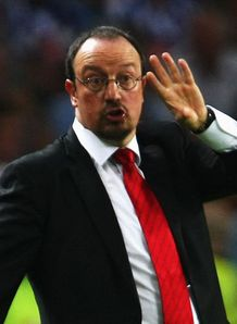 Rafa Benitez: Youll never walk alone