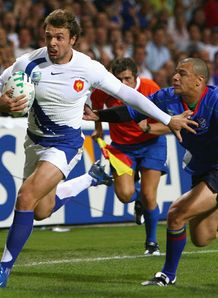 Clerc Vincent France v Namibia RWC 07