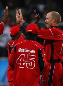 Zimbabwe stun Australia