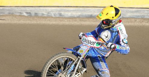 Gollob: eight-time winner of home grand prix