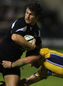 330 Tom May Newcastle Falcons