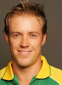 Picture of AB de Villiers