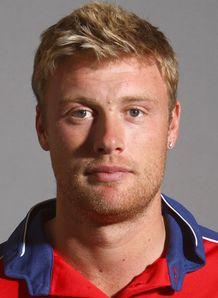 Picture of Andrew Flintoff