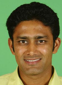 Picture of Anil Kumble