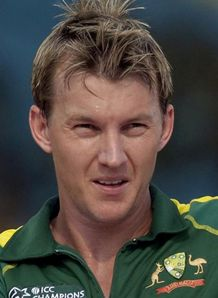Picture of Brett Lee
