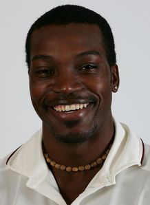 Picture of Chris Gayle
