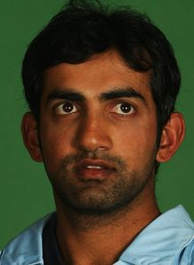 Picture of Gautam Gambhir