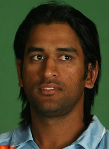 Picture of Mahendra Dhoni