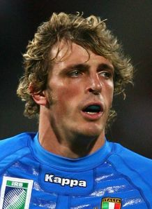 Picture of Mirco Bergamasco