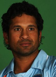 Picture of Sachin Tendulkar