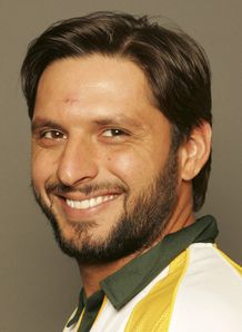 Picture of Shahid Afridi