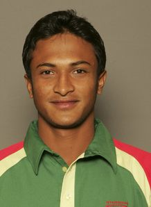 Picture of Shakib Al Hasan
