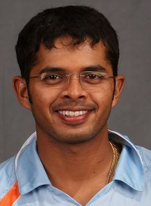 Picture of Shanthakumaran Sreesanth