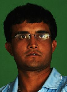 Picture of Sourav Ganguly