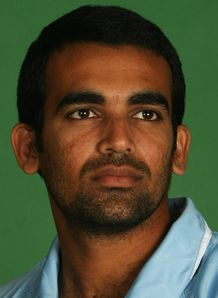 Picture of Zaheer Khan