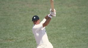 Geoff Boycott: Dogged opening batsman