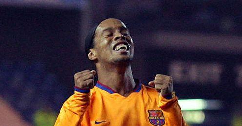 Ronaldinho: do Barca need him?