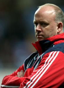 Declan Kidney Munster coach