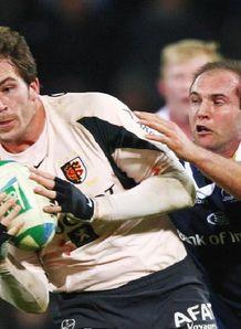 Shaun Sowerby v Leinster