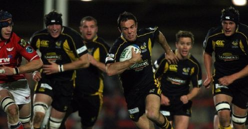 Wasps - with Fraser Waters to the fore - are Dewi's team of the week
