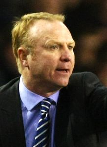 McLeish - I expected that