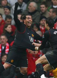 Carlos Tevez vs Liverpool