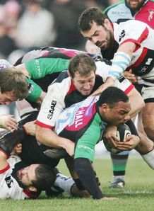 Quins v Sarries