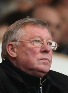No complaints from Fergie