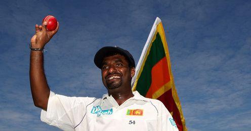 Murali: an extraordinary achievement