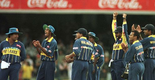 Sri Lanka: stunned the world in 1996