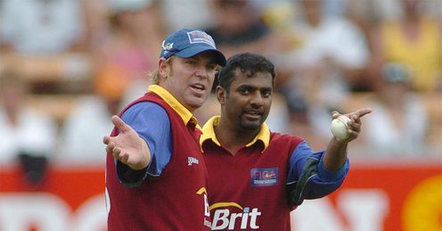 Murali and Warne: Dream team?