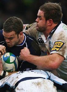 Xavier Rush Rob Higgit Cardiff Bristol