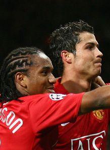 Ronaldo And Anderson