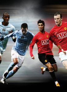 Match Preview | Man Utd v Man City - 10th February 2008 | Sky ...