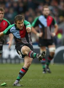 Adrian Jarvis boots Quins to another win