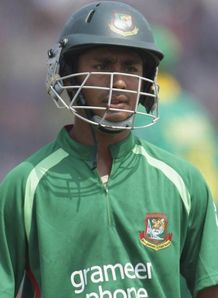 Ashraful fined for slap