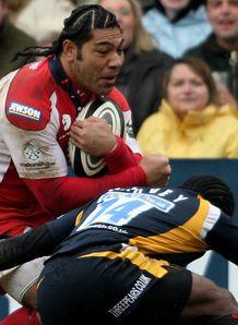 Gloucester v Bath: Teams
