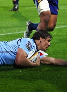 Waratahs delight in Dunedin