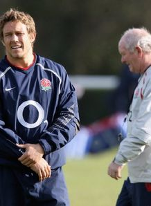 jonny wilkinson and brian ashton
