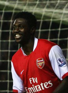 Agent makes Adebayor claim