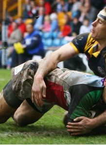 Danny Care Worcester Quins